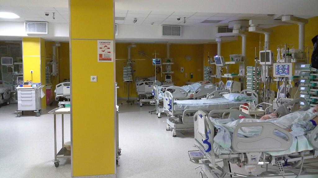 Oddział Intensywnej Terapii, Szpital Specjalistyczny w Końskich